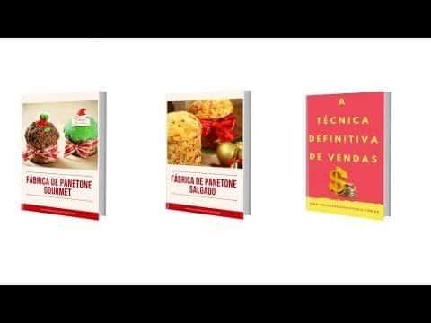 GANHE DINHEIRO NESSE NATAL VENDENDO PANETONES DOCE/SALGADO 2 ? Este Post é baseado no vídeo do Canal Amandoces publicado no Youtube, em 2017-11-26 11:24:19 ? Vivendo de Brigadeiro