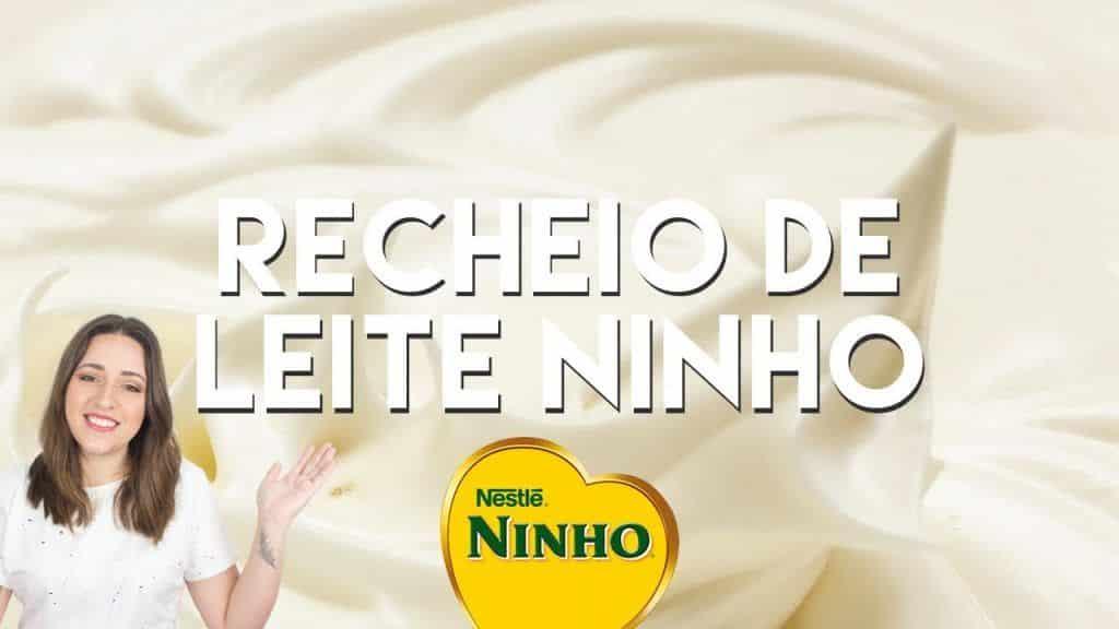 RECHEIO DE LEITE NINHO - Especial Recheios #7