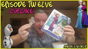 Episode Twelve ~ 'Frozen' Cupcake!