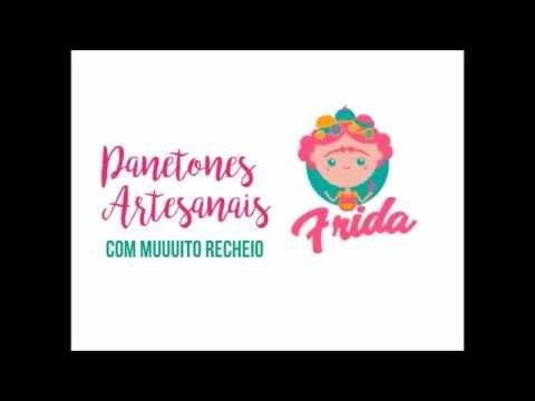 Panetones Recheados 2 ? Este Post é baseado no vídeo do Canal Frida Cravo Confeitaria Artesanal publicado no Youtube, em 2017-11-10 14:24:18 ? Vivendo de Brigadeiro