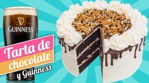 TARTA DE CHOCOLATE Y GUINNESS | Quiero Cupcakes!