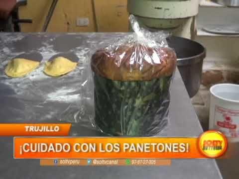 Trujillo: ¡Cuidado con los panetones! 5 ? Este Post é baseado no vídeo do Canal Soltv Canal publicado no Youtube, em 2017-12-21 15:02:20 ? Vivendo de Brigadeiro