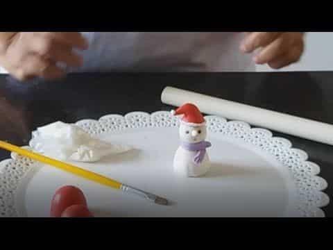 Boneco de Neve feito de trufa?!!! 3 ? Este Post é baseado no vídeo do Canal Alzeni Casemiro publicado no Youtube, em 2016-12-23 08:11:05 ? Gostaria de saber um pouco mais destas receitas que Vivendo de Brigadeiro