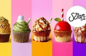 5 AMAZING FALL/AUTUMN THEMED CUPCAKES IN 5 MINUTES- The Scran Line