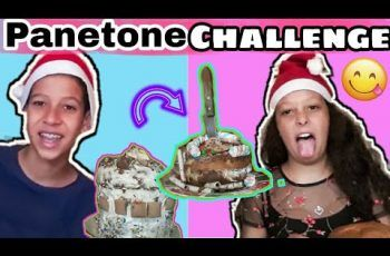 Panetone Challenge | Loucos Da Vida💜