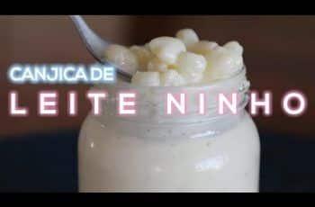 Canjica de  Leite Ninho – Dupla Gourmet