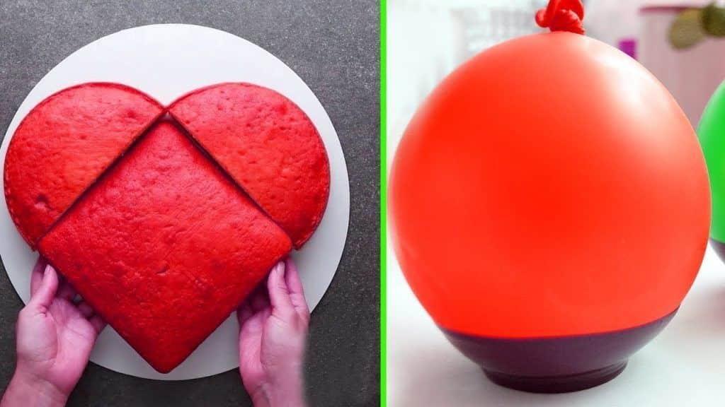Top 10 Amazing Chocolate Cakes Decorating Techniques - Most Satisfying Video - Cake Style 2017 1 Quer ver + das receitas já postadas, visite Vivendo de Brigadeiro