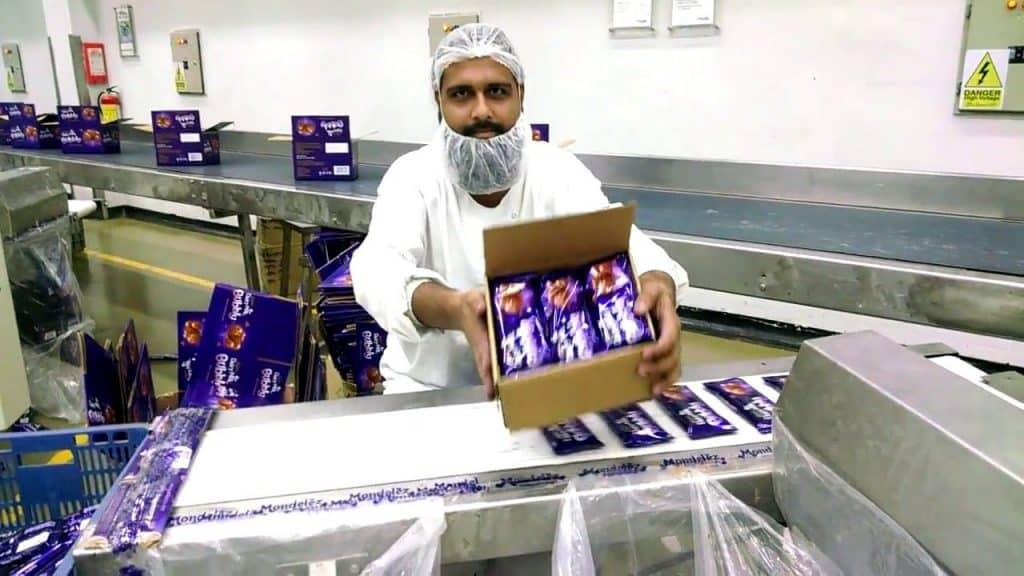 caixa de chocolates Cadbury leite lácteo Paquistão 1 Tem vontade de ver bem mais destas receitas que foram postadas,  acesse agora Vivendo de Brigadeiro