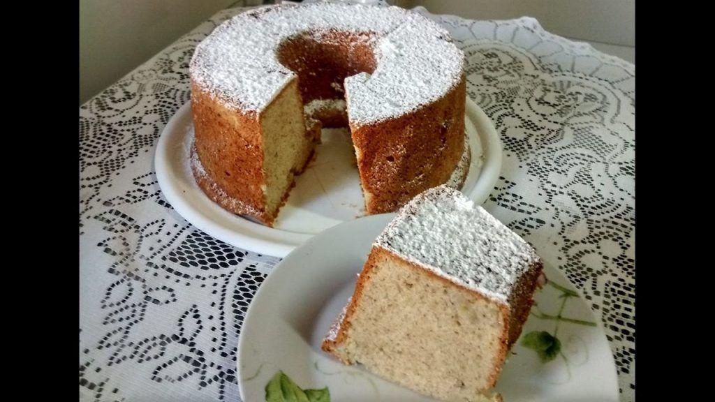 BOLO DE BANANA SIMPLES com CozinhandoComNane :)