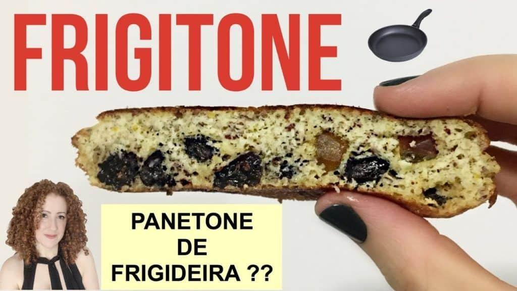 FRIGITONE DA MARINOCA ( panetone de frigideira ) - Cozinha da Marinoca