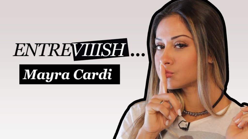Mayra Cardi ensina receita de TRUFA FIT e revela curiosidades no #Entreviiish 1 Gostaria de saber um pouco mais destas receitas que estão publicadas,  clique aqui Vivendo de Brigadeiro