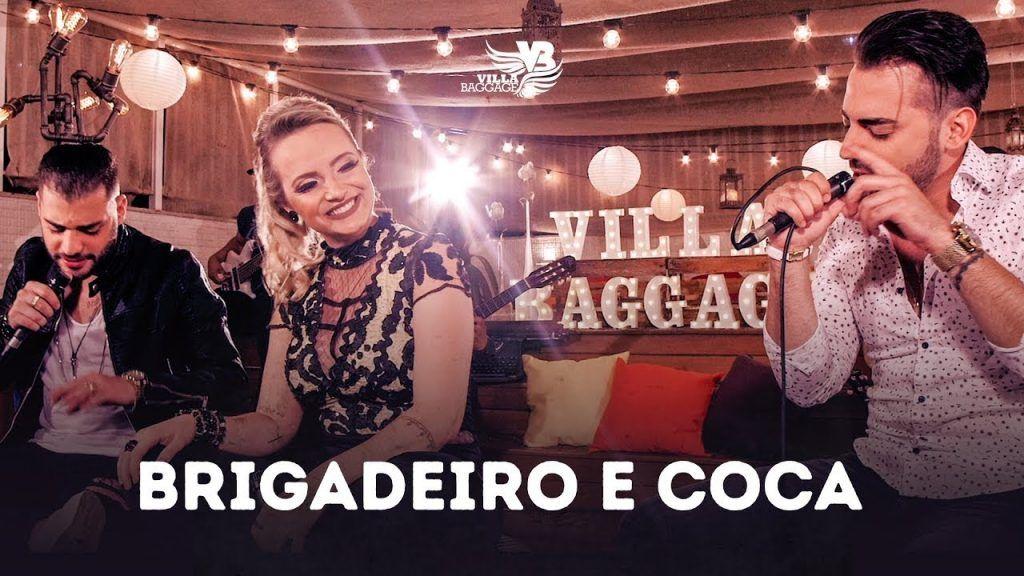 Villa Baggage - Brigadeiro e Coca (Vídeo Oficial)