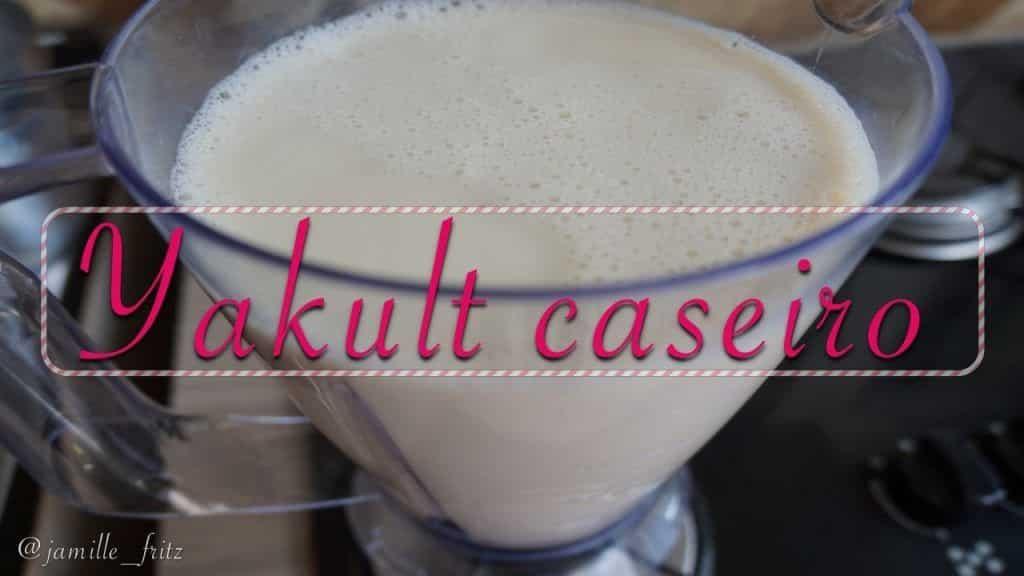 YAKULT CASEIRO | COMO FAZER