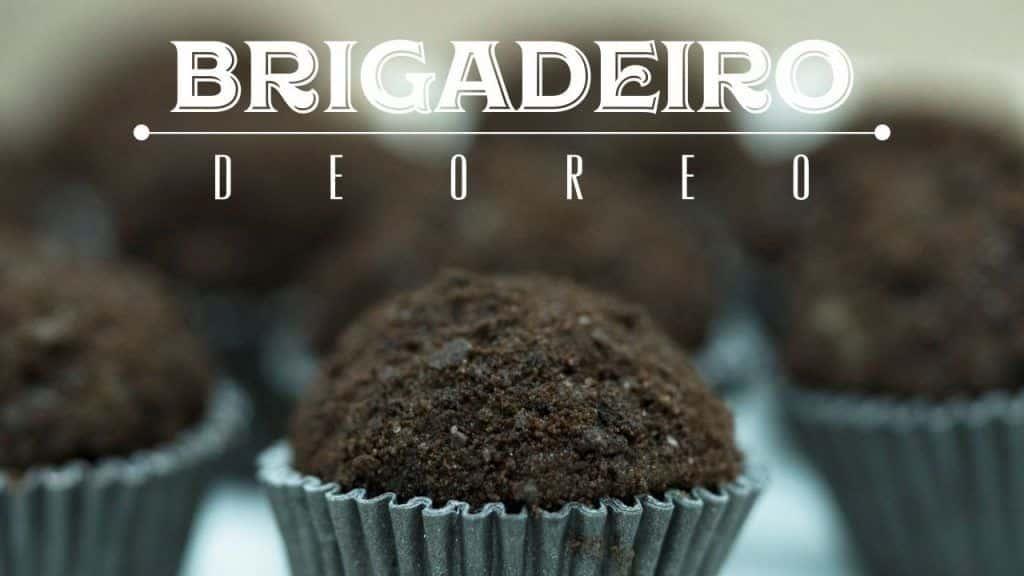 BRIGADEIRO de OREO com LEITE NINHO | Receita #194 Torrada Torrada