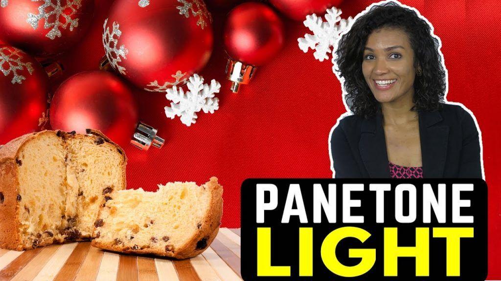 Panetone DIET | LIGHT E agora, Nutri? | Karen Carolina