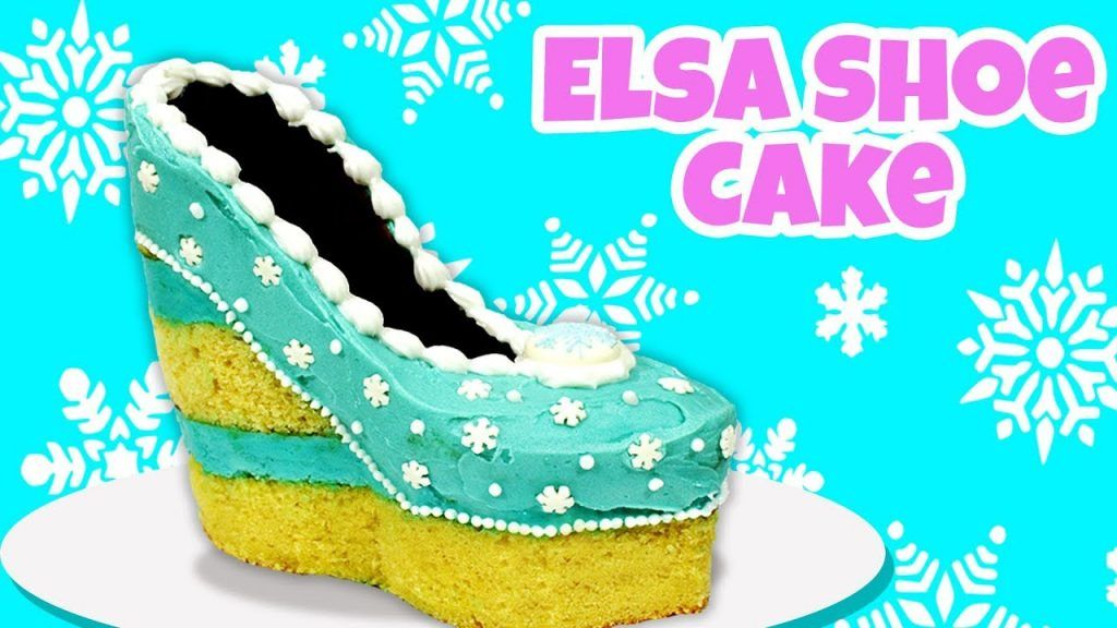 Fairy Tale Themed Cakes | Frozen Elsa Shoes , Disney Princess ,Unicorns And More