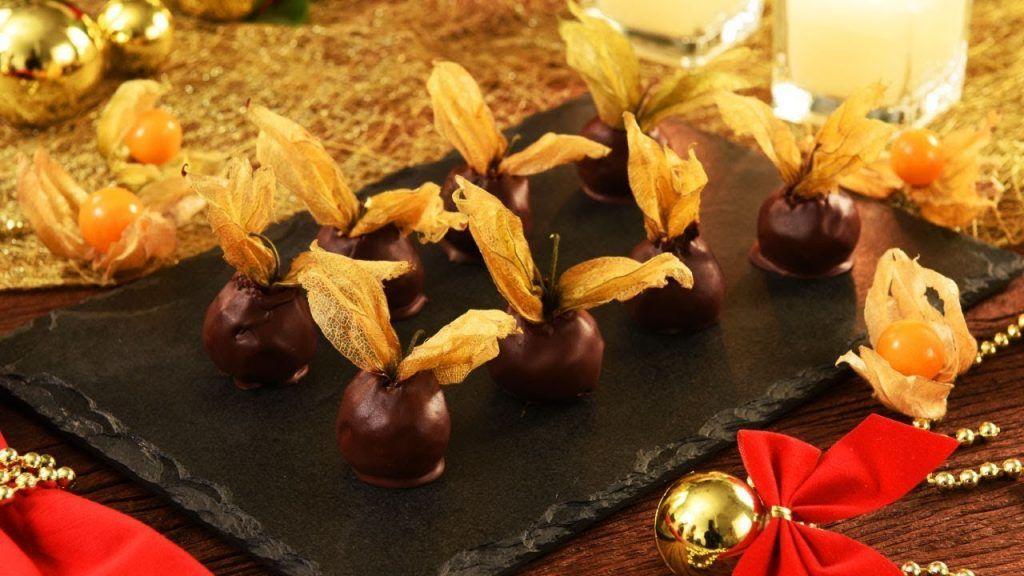 Descubra como fazer deliciosas Trufas de Natal   Inspirar, Cultivar e Temperar ???? #6 1 Tem vontade de saber + destas receitas já postadas, acesse agora Vivendo de Brigadeiro