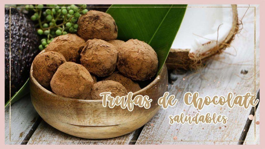 Trufas de Chocolate Saudável | Chokolat Pepper ♥ 1 Gostaria de conhecer mais destas receitas já disponibilizadas, visite Vivendo de Brigadeiro