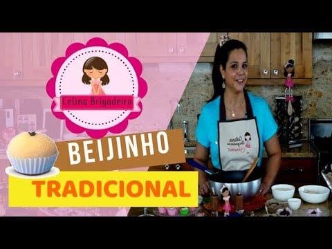 Brigadeiro Gourmet BEIJINHO