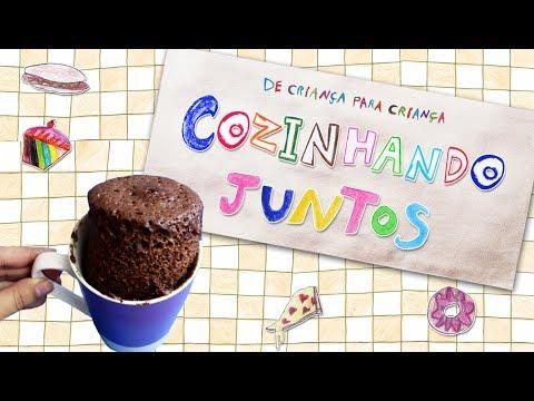 Cozinhando Juntos 04 | Bolo de Caneca