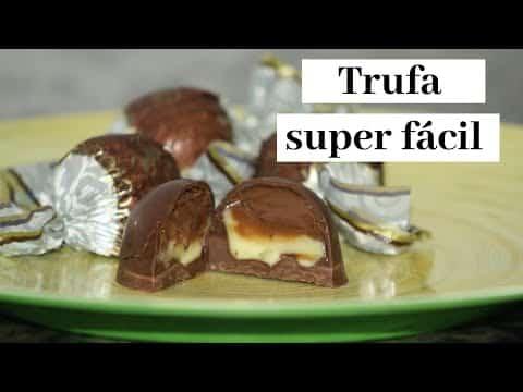 """""""TRUFAS"""" SUPER FÁCIL - FAÇA E VENDA 1 Este Post é baseado no vídeo do Canal Marcela Maia publicado no Youtube, em 2019-03-14 17:50:57 ? Tem vontade de ver um pouco mais das receitas que estão p Vivendo de Brigadeiro"""