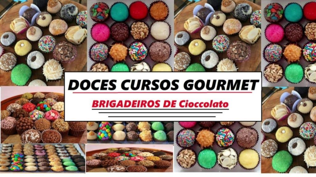 COMO FAZER BRIGADEIROS COMPLETO 2019