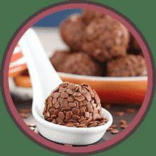 Detalhes que fazem a diferença - Ensinado no Curso Brigadeiros Gourmet da Marcia Tozo
