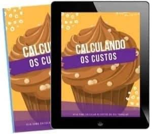 100 receitas de Brigadeiro Gourmet - como calcular os custos