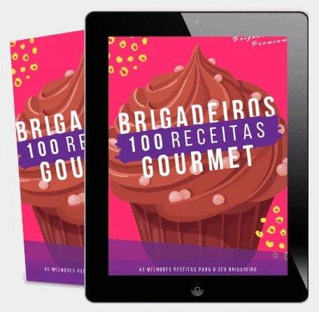 100 receitas de Brigadeiro Gourmet
