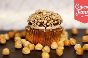 Ferrero Rocher Christmas Cupcakes | Cupcake Jemma