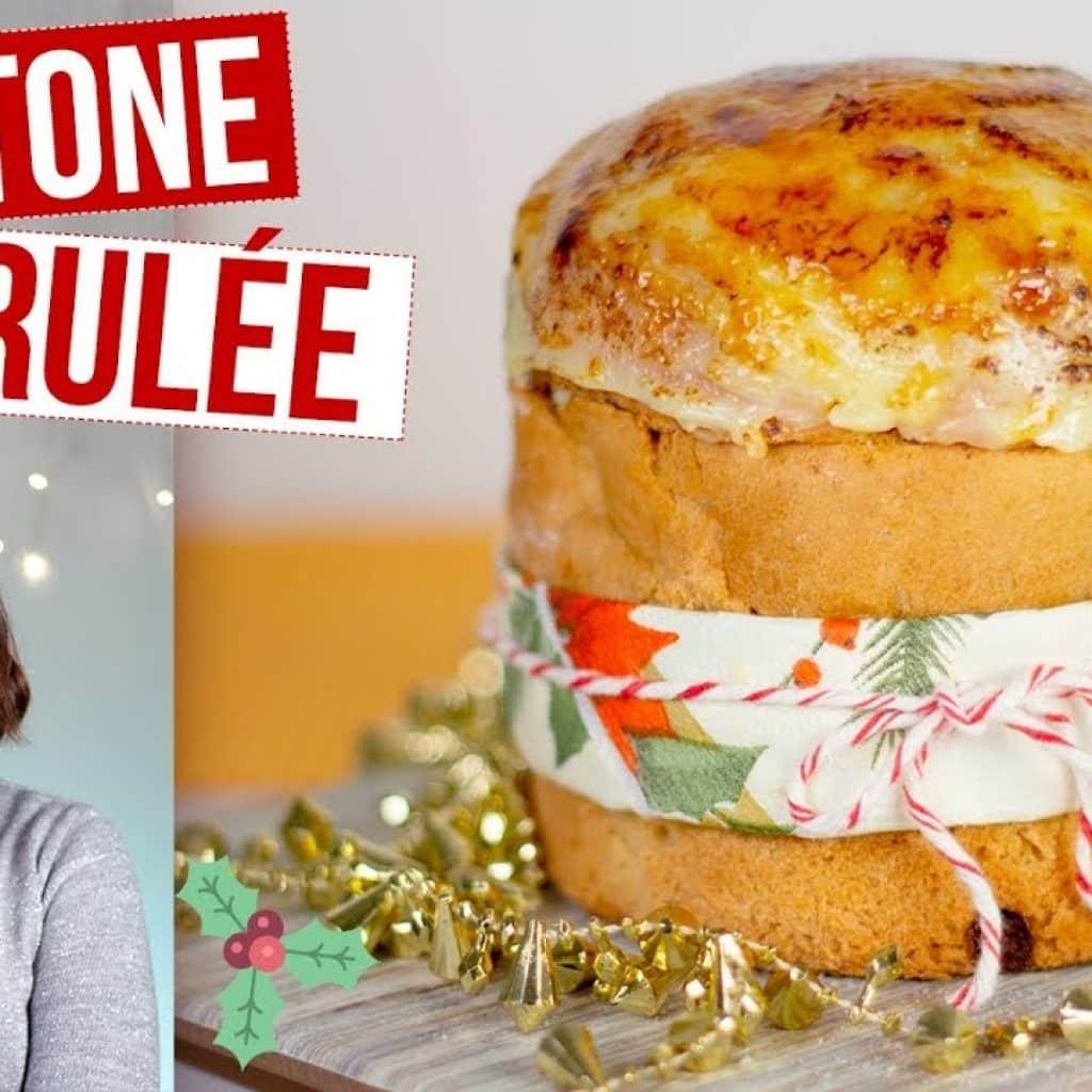 PANETONE BRULÉE para Vender + Presente pra Você! | Especial de Natal #6