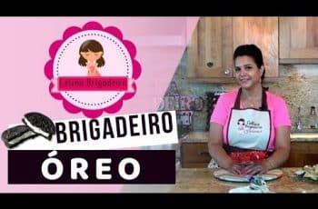 Brigadeiro Gourmet ÓREO