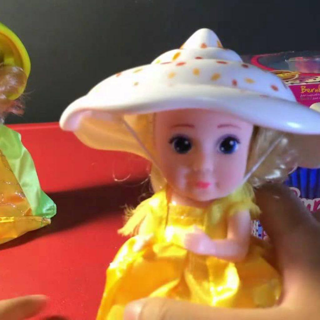 Princess Cupcake Surprise Toys