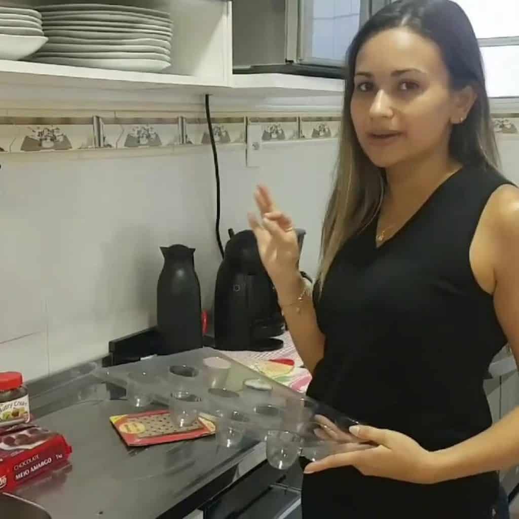 Trufas de chocolate com Nutella 1 Quer assistir um pouco mais das receitas já disponibilizadas, vivendo de brigadeiro Vivendo de Brigadeiro