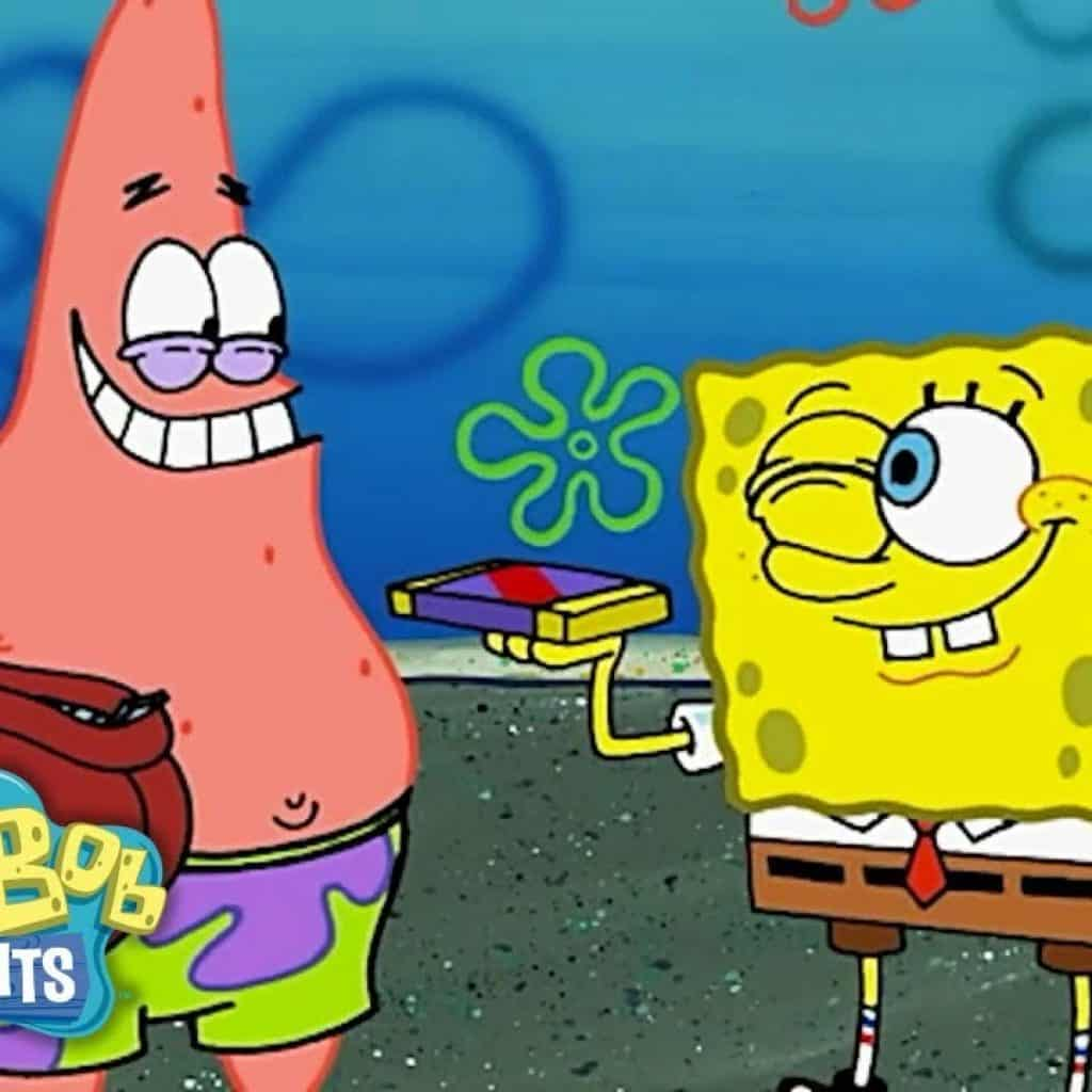 Bob Esponja e Patrick: ???? Chocolate com Nozes ???? em 5 minutos | usuario 2 Gostaria de aprender mais destas receitas já disponibilizadas, acesse agora Vivendo de Brigadeiro