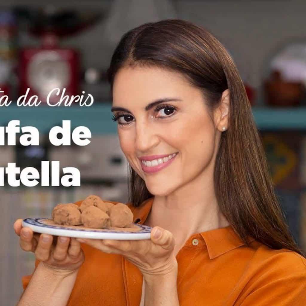 Trufa de Nutella deliciosa 1 Gostaria de assistir bem mais destas receitas já disponibilizadas,  vivendo de brigadeiro Vivendo de Brigadeiro