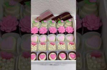 @janainadocesfinos . Doces finos Bauru . doces finos para casamento . Caixa da noiva. Doces finos