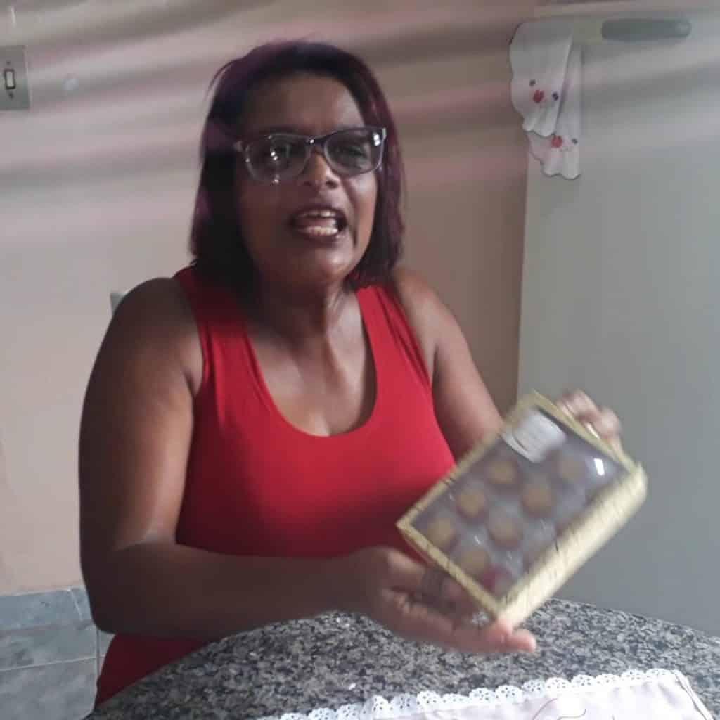 Kdù Souza Chocolates Personalizados 1 Quer saber mais destas receitas já disponibilizadas,  visite Vivendo de Brigadeiro