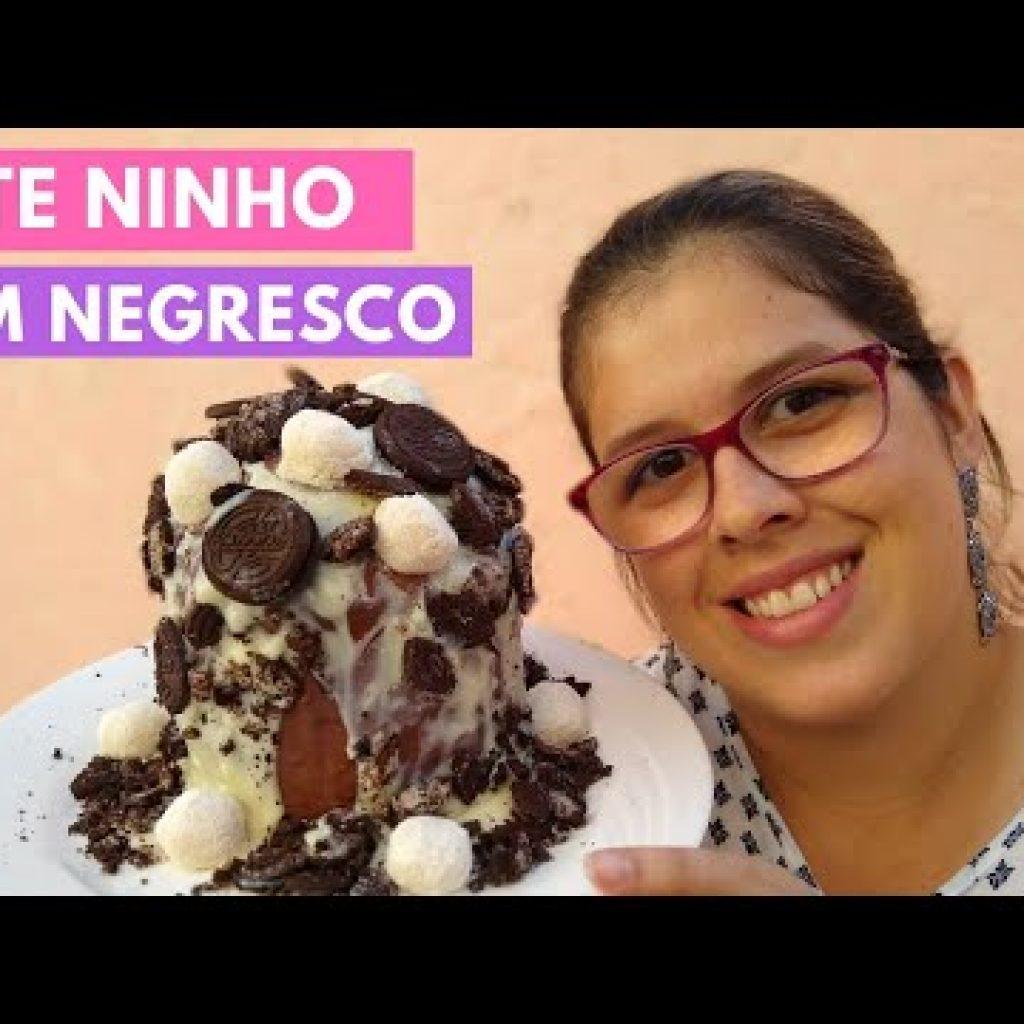 PANETONE RECHEADO DE LEITE NINHO COM NEGRESCO/OREO