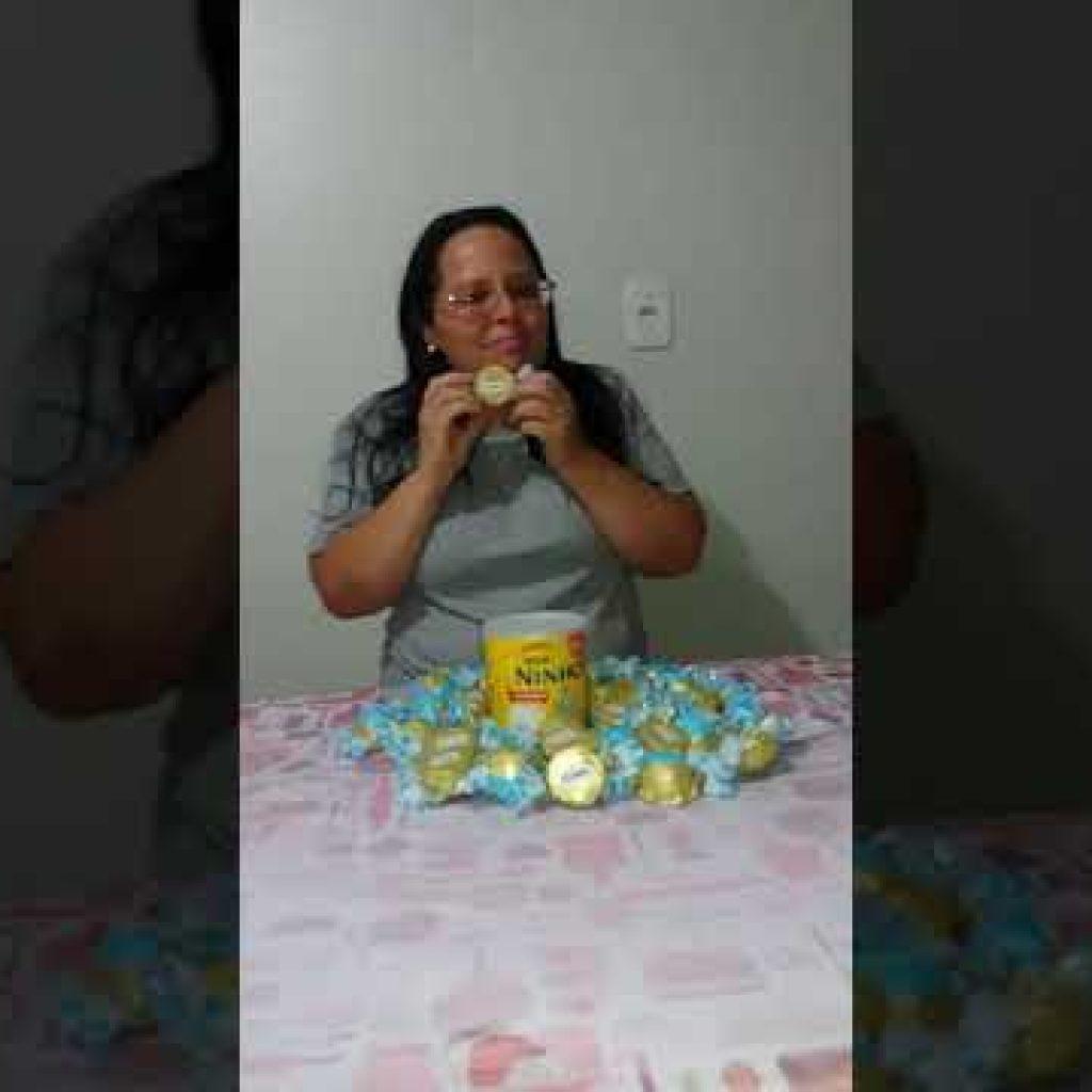 A MELHOR TRUFA É DE... 1 Gostaria de conhecer bem mais das receitas que estão publicadas,  visite Vivendo de Brigadeiro