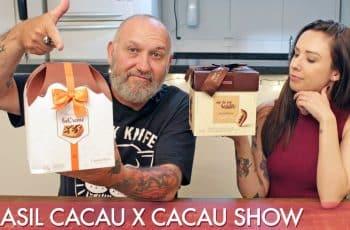 Chocotones Trufados - Cacau Show x Brasil Cacau - Segredinhos #ProvandoNatal