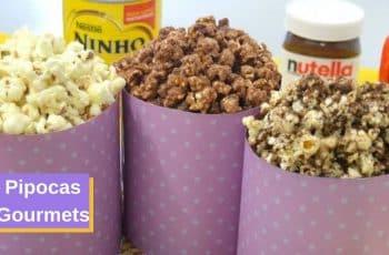 Como fazer Pipocas Gourmets