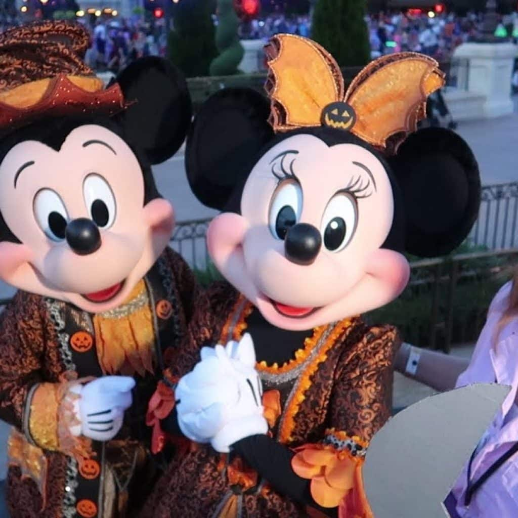 Our First Look At Disney's Mickey's Not So Scary Halloween Party 2018 & Media Night | ALL NEW Food &