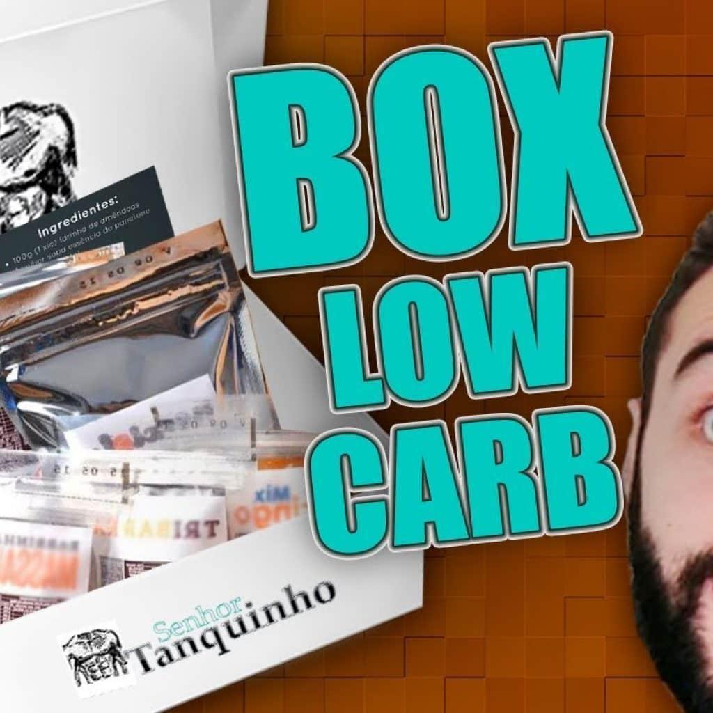 PANETONE E BRIGADEIRO LOW-CARB | Box Low-Carb #4 | Senhor Tanquinho