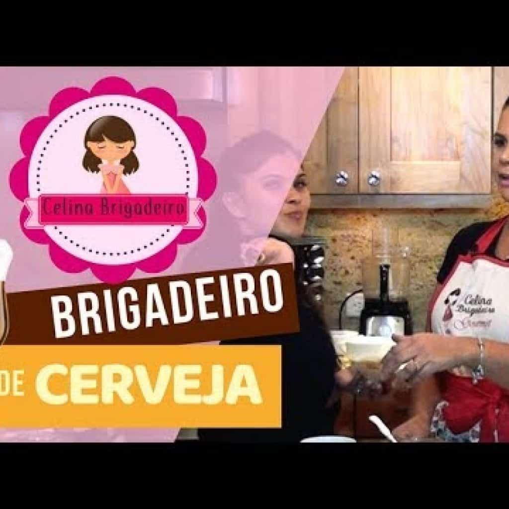 Brigadeiro Gourmet de CERVEJA
