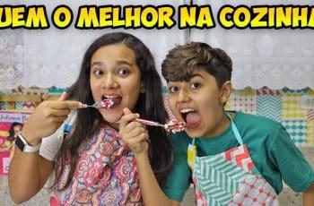 O MELHOR BRIGADEIRO DO MUNDO! - JULIANA BALTAR