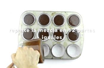 Video Receta Cupcakes de chocolate