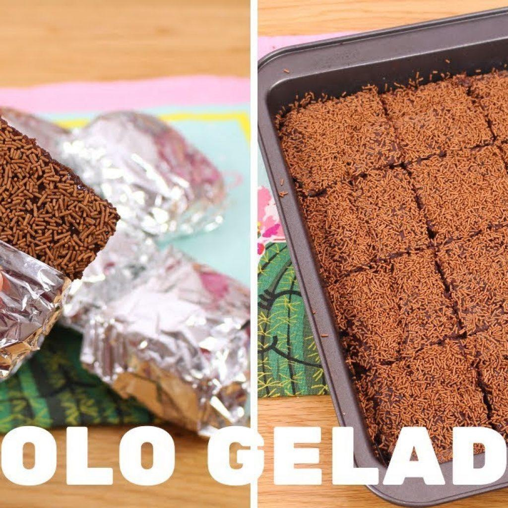 BOLO GELADO DE CHOCOLATE | SUPER MOLHADINHO | CAKEPEDIA