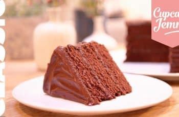 Devil's Food Cake Bakealong | Cupcake Jemma Classic