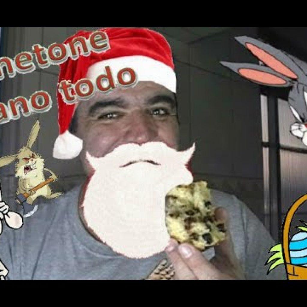 Panetone/Chocotone CASEIRO